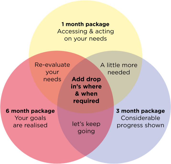 Packages Venn Diagram
